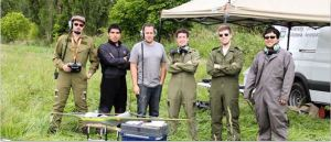 "Will $500k in federal money for the UVic Cfar team be a ""gamechanger"" for Canadian-manufactured UAVs?"