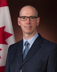 Patrick Finn, Assistant Deputy Minister (Materiel)