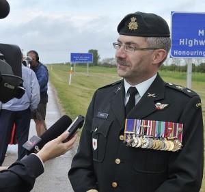 Maj. Gen. Paul Wynnyk