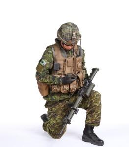 ISS Argus 1 Rheinmetall future soldier