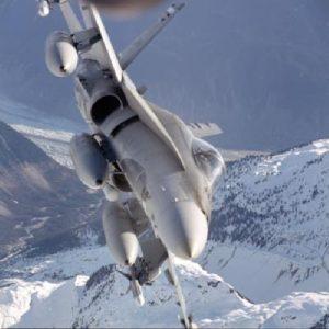 CF-18 arctic