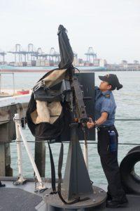 Woman Navy