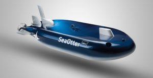 Atlas Elektronik SeaOtter AUV