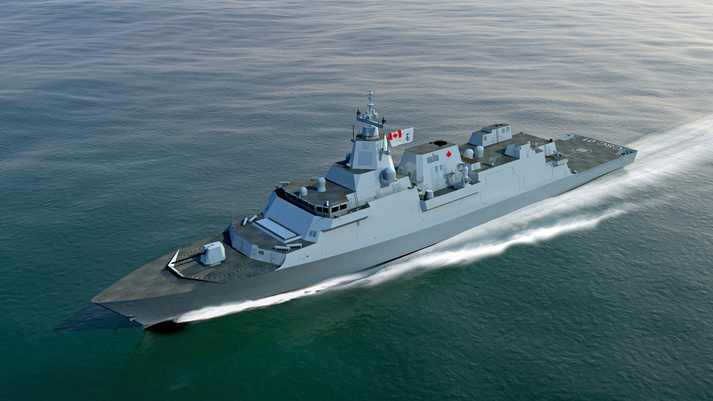 Image result for Type 26 Canadian Surface Combatant proposal