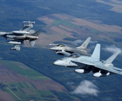 Protecting Baltic air sovereignty