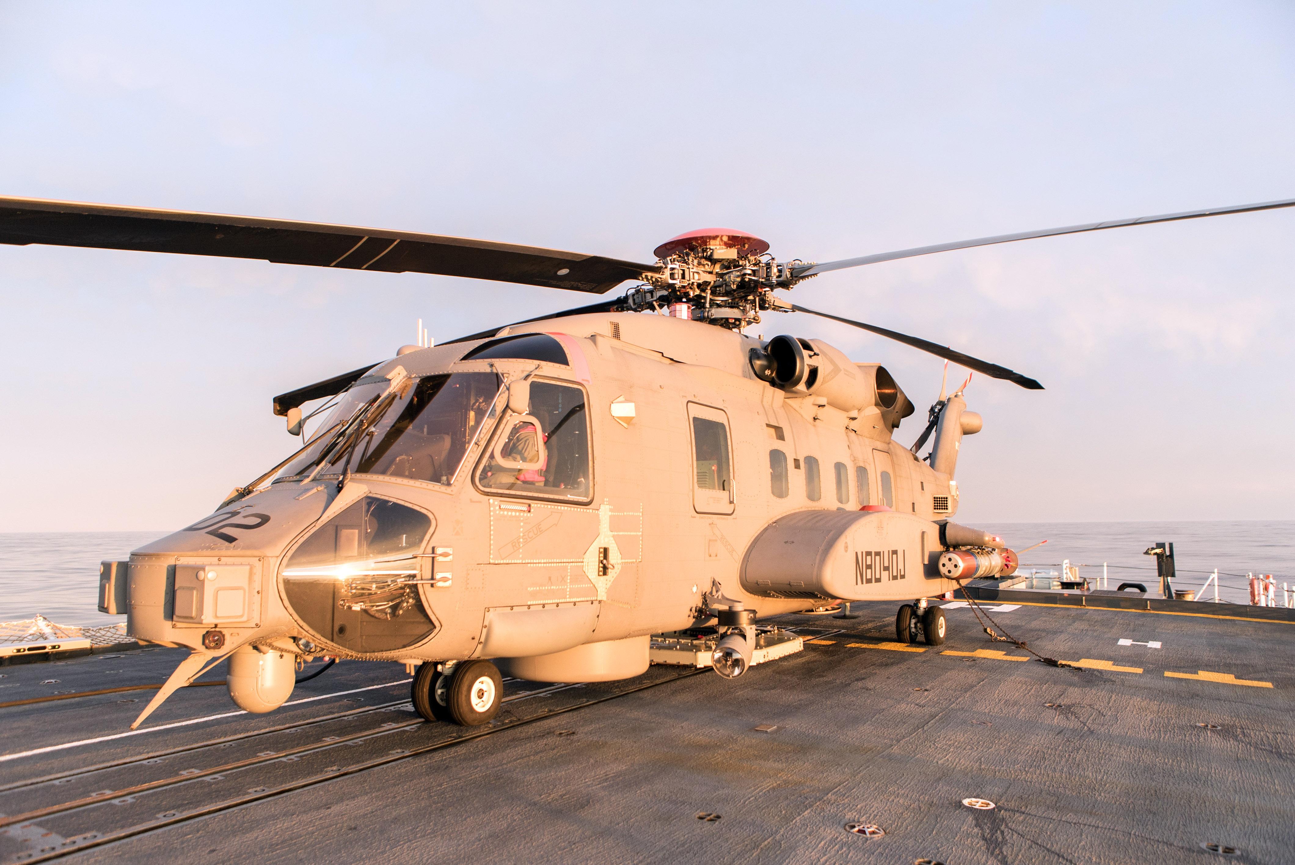 Government Accepts Interim Capability Of CH-148