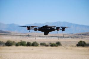 A Lockheed Martin Quadcopter. Photo: Lockheed Martin