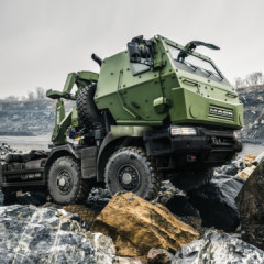 Mack Defence wins marathon MSVS procurement program