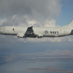 Boeing contracts CAE  for P-8A operational flight trainers