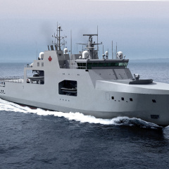 BAE Systems to provide guns for AOPS program