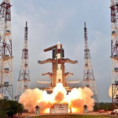 Canada maritime monitoring satellite launched from India