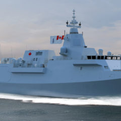 BAE Systems' Global Combat Ship