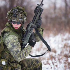 Canadian Patrol Concentration puts soldier skills to the test