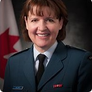 Brig. Gen Frances Allen