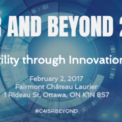 C4ISR: Agility through Innovation