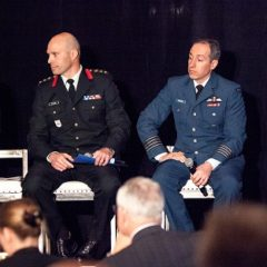Senior officers open up on C4ISR needs