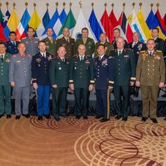 CA hosts Conference of American Armies