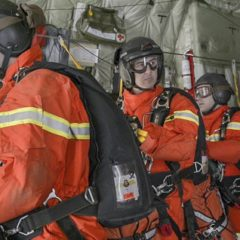 SAR tech dies in training accident