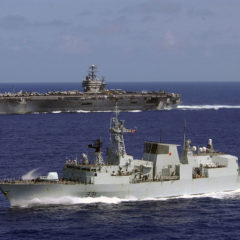 Dashboard: The RCN and Canada's future warships