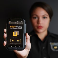 EP 50: The major challenges of body-worn cameras