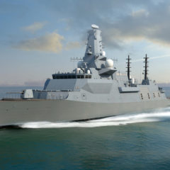 BAE Systems to start construction of Type 26 Global Combat Ships for the UK later this month