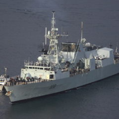 HMCS Winnipeg and Ottawa return from Asia-Pacific