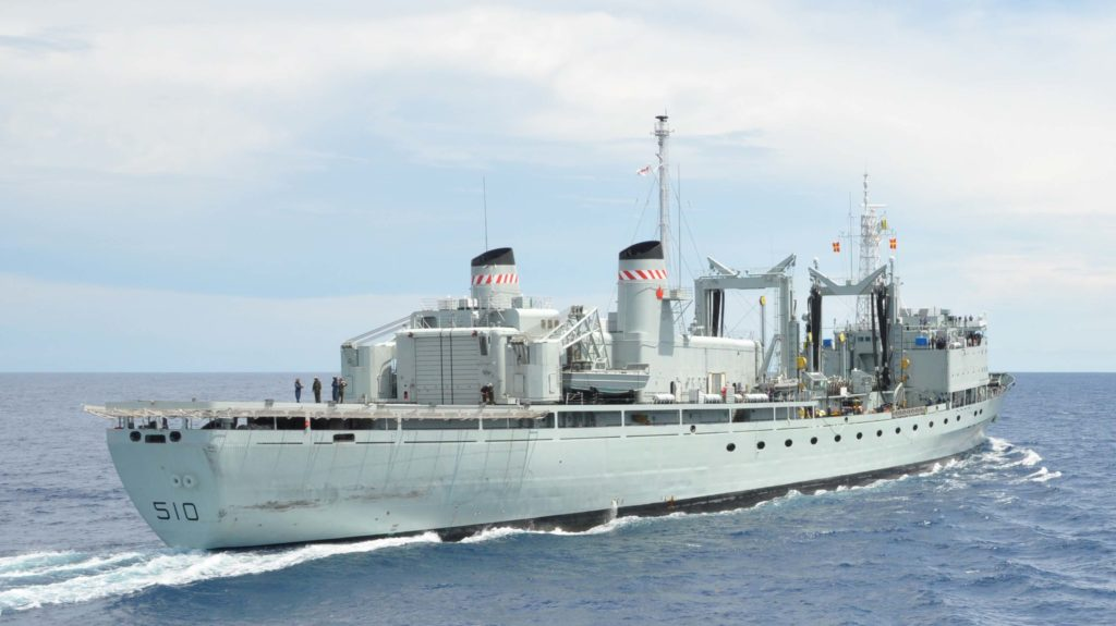 Replenishment Caribbean: $12.6 Million Contract Awarded To Dispose Of The HMCS