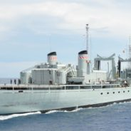$12.6 million contract awarded to dispose of the HMCS Preserver and CFAV Quest