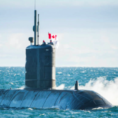 Oct/Nov 2017 issue: Canada's next submarine