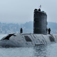 The quest for the unconventional – conventional submarine
