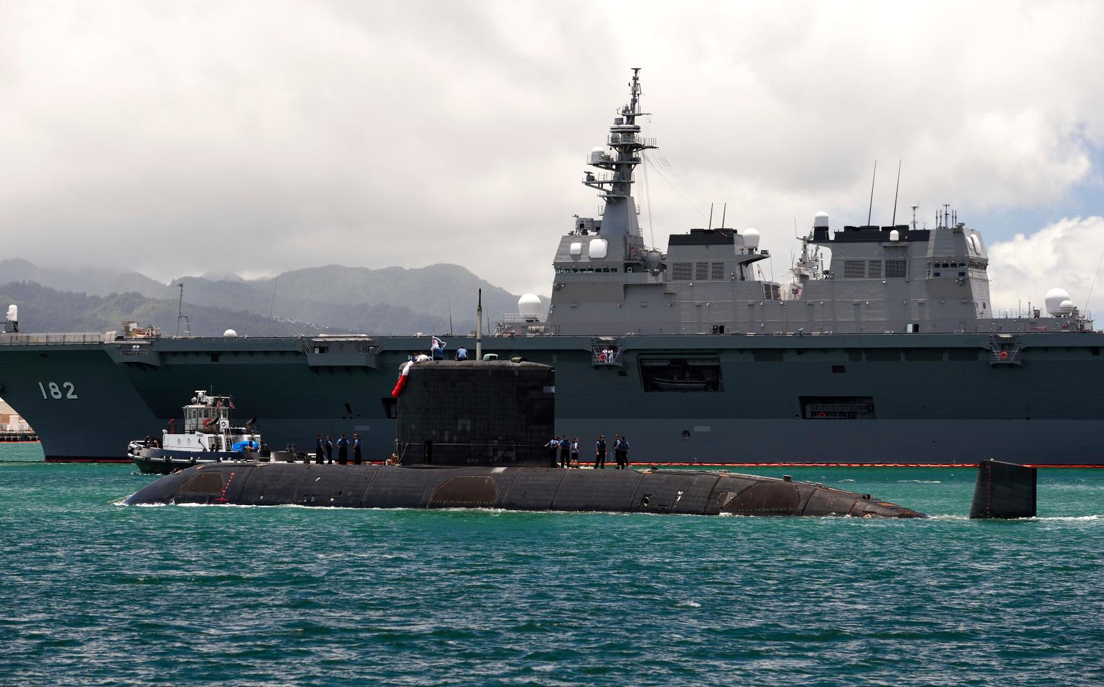 Image result for victoria-class submarines
