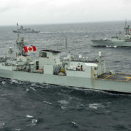 HMCS Charlottetown completes deployment of Operation REASSURANCE