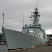 Marine Recycling to dispose of HMCS Athabaskan