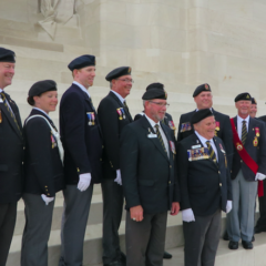 A Pilgrimage overseas with The Royal Canadian Legion