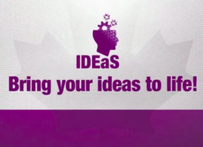 Canada launches IDEaS Program