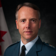 LGen Meinzinger takes over command of the RCAF