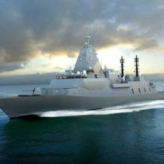 BAE Systems was selected as preferred tenderer to supply nine frigates to Australia