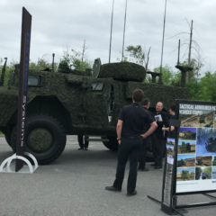 CANSEC 2018: A hub for leading-edge technology for military