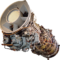 Cost Savings and Availability Improvement with GE's Gas Turbine