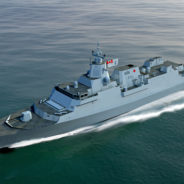 BAE Systems' Type 26 selected as preferred design for Canada's future warships