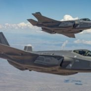 Belgium selects F-35 for its future fighter
