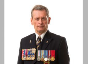 Game Changer: Thomas D. Irvine, Dominion President, The Royal Canadian Legion