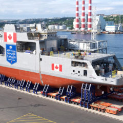 Canada gives the green light for a sixth Arctic and Offshore Patrol Ship