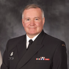 Rear-Admiral Zwick to speak at C4ISR and Beyond event