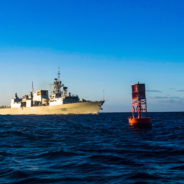 HMCS Calgary returns from Operation PROJECTION in the Asia-Pacific region