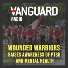 Wounded Warriors raises awareness of PTSD and mental health issues with bike rides