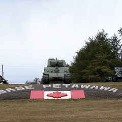 New green facilities for the Royal Canadian Dragoons