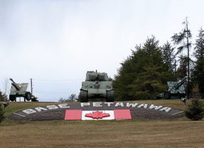 New green facilities for the Royal Canadian Dragoons