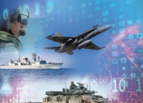 Digitization is changing military operations