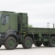 Valcartier receives new trucks as part of MSVS project